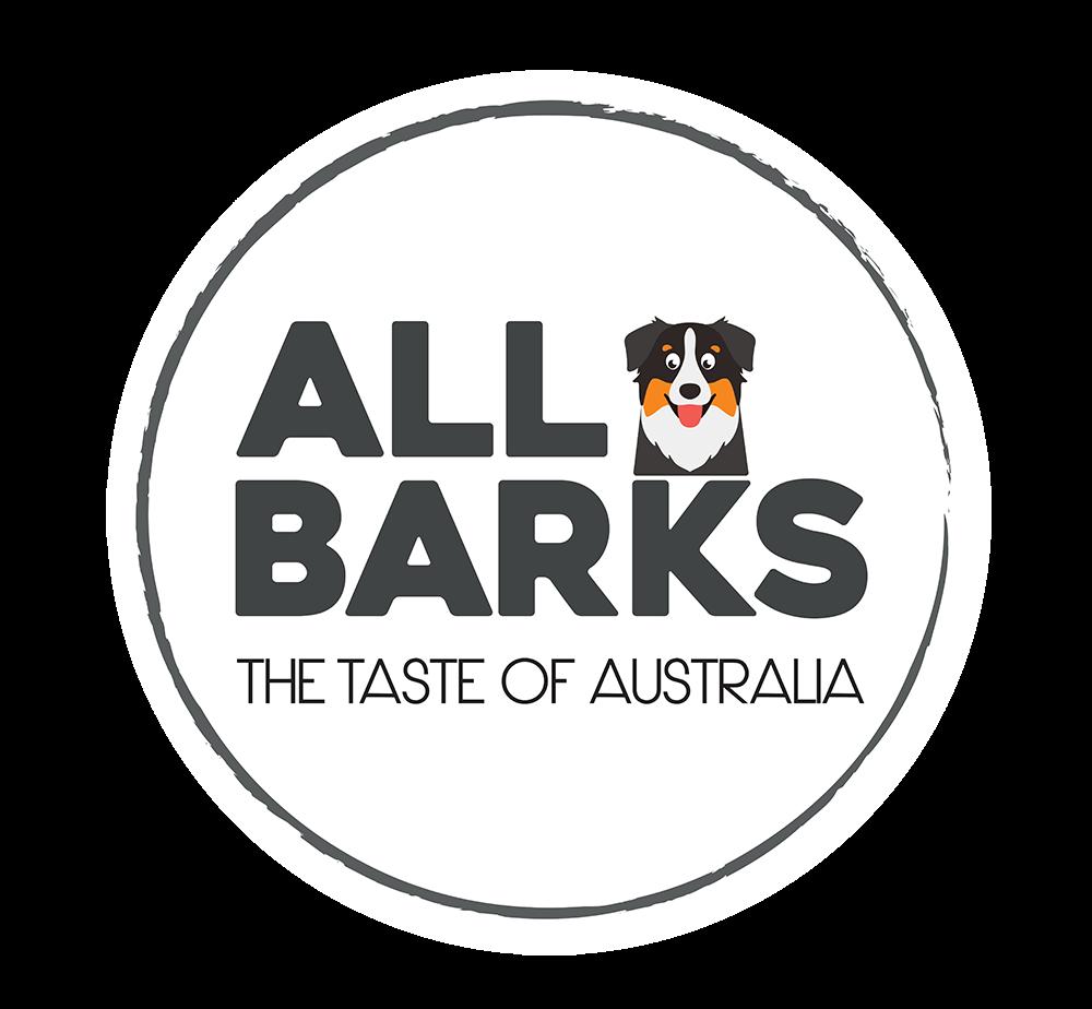 100% Australian Dog Treats - All Barks