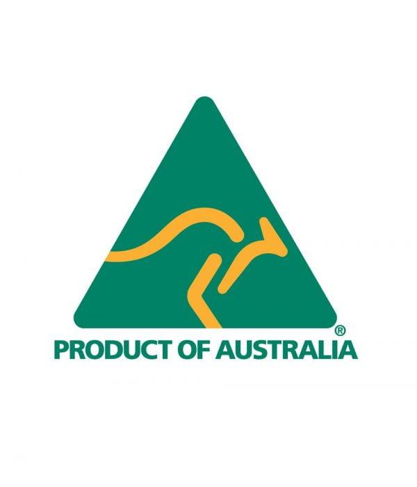 100% Certified Australian